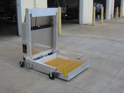Wheelchair Lifts Keith Consolidated Industries